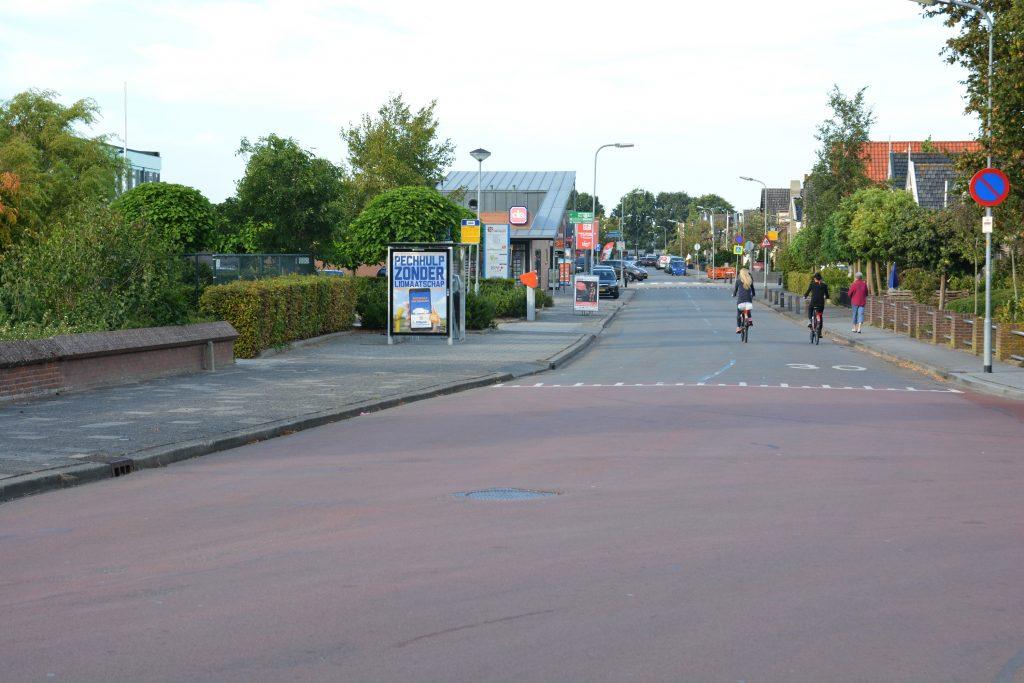 Gebied rondom gemeentehuis Venhuizen